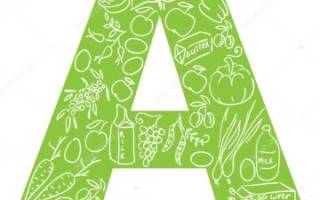 Недостаток витамина а и циститы