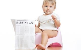 Лечение цистита у грудного ребенка