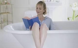 Настойка для ванн от цистита
