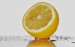 Можно ли кушать лимоны при цистите