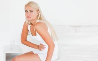 Шеечный цистит у женщины симптомы