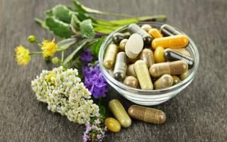 Препараты на травах при цистите для женщин