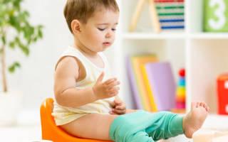 Ребенок боится писать после цистита