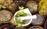 Лечение цистита лекарствами растительного происхождения