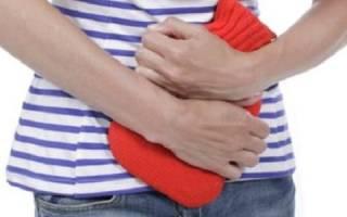 Цистит при кисте яичника симптомы