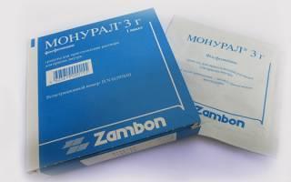 Препараты для профилактики цистита у мужчин