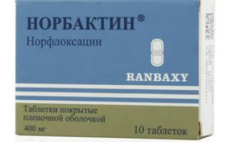 Норбактин отзывы при цистите и уретрите у женщин