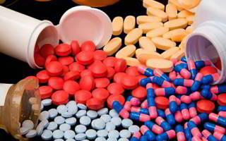 Какие препараты используются при лечении цистита