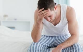 Цистит у мужчин влияет на потенцию