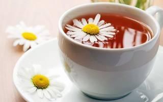 Фито чай для лечения цистита