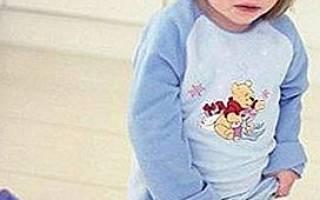 Цистит у дитини симптоми лікування