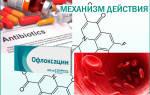 С чем пить офлоксацин от цистита