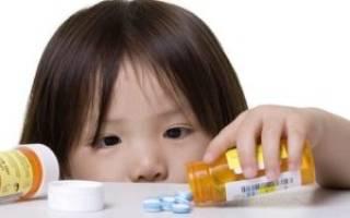 Таблетки от цистита для детей 5 лет