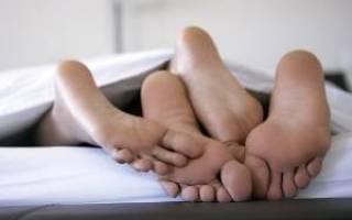 Цистит после секса я избавилась